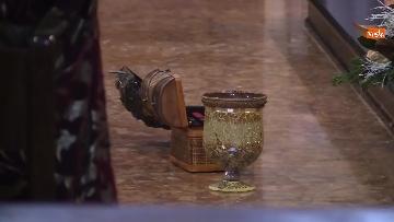 8 - Corteo dei magi a Milano, nella basilica di sant'Eustorgio la celebrazione in forma ridotta