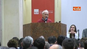 4 - 'Sinistra Anno Zero', il convegno al Centro Congressi Cavour