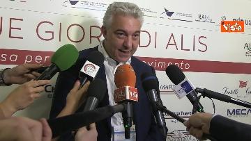 9 - De Luca, Cottarelli, Arcuri, Boccia, Manfredi: gli ospiti della prima giornata del convegno di Alis