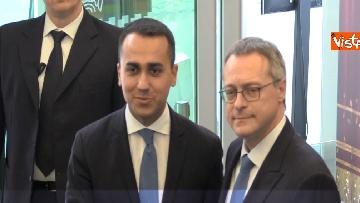 1 - Il ministro dello Sviluppo Economico Di Maio ad Assolombarda
