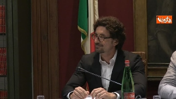 1 - Il Ministro dei Trasporti Toninelli in audizione a Montecitorio