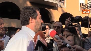 5 - Il comizio del ministro Salvini a Biella
