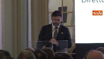 13 - Sistema Italia, gli investimenti infrastrutturali: il convegno di Deloitte alla Luiss