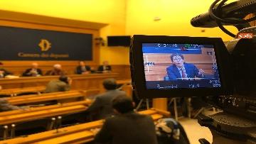 6 - Manovra, la conferenza stampa di Più Europa