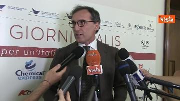 1 - De Luca, Cottarelli, Arcuri, Boccia, Manfredi: gli ospiti della prima giornata del convegno di Alis