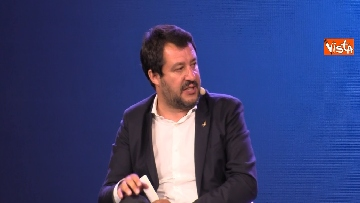7 - Salvini interviene all'Automotive Dealer Day a Verona
