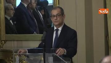 4 - Tria e Moscovici in conferenza al Mef