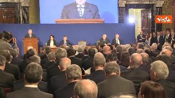 6 - La relazione annuale della Banca d'Italia a Palazzo Koch