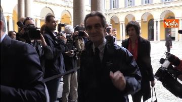 5 - Salvini e Fontana alla sottoscrizione dell'accordo riguardante la promozione della Sicurezza Integrata