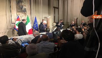 9 - Giuseppe Conte presenta la lista dei Ministri