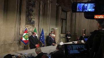 8 - Giuseppe Conte presenta la lista dei Ministri