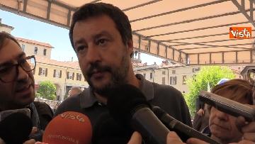 6 - Il comizio di Salvini a Cantù
