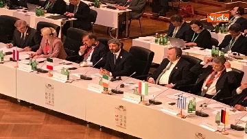 8 - L'intervento del Presidente Fico alla Conferenza dei Presidenti dei parlamenti europei