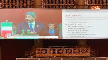 3 - L'intervento del Presidente Fico alla Conferenza dei Presidenti dei parlamenti europei