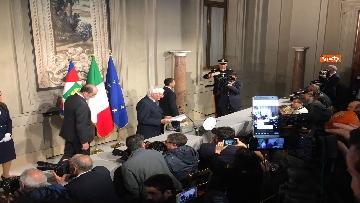 3 - Mattarella conferisce a Giuseppe Conte l'incarico di formare il Governo