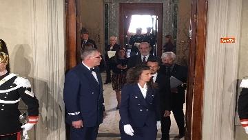 4 - Mattarella conferisce a Giuseppe Conte l'incarico di formare il Governo