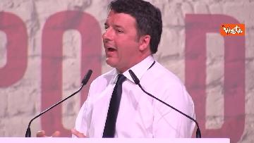 4 - Il discorso finale di Matteo Renzi alla Leopolda