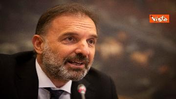 3 - Salvini in conferenza stampa alla Camera dei Deputati
