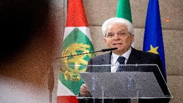 4 - Mattarella alla XIII Conferenza delle Ambasciatrici e degli Ambasciatori d'Italia