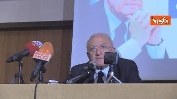 6 - De Luca rieletto presidente della Campania, le foto dal comitato elettorale