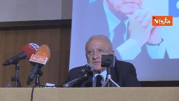 8 - De Luca rieletto presidente della Campania, le foto dal comitato elettorale
