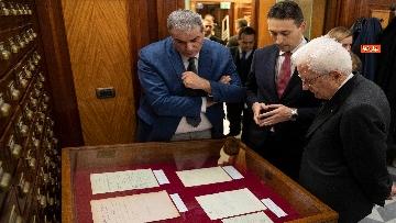 6 - Mattarella al convegno '100 anni del Governo Nitti'