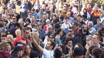 1 - Manifestazione femminista a Verona, in 20mila in corteo