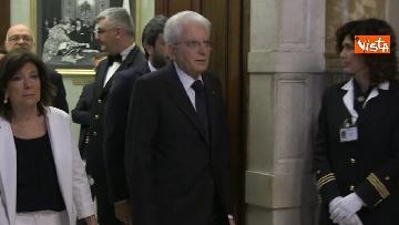5 - Fico, Mattarella e Casellati alla relazione annuale Agcom