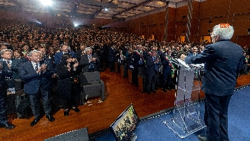 5 - Mattarella all'Assemblea Anci ad Arezzo