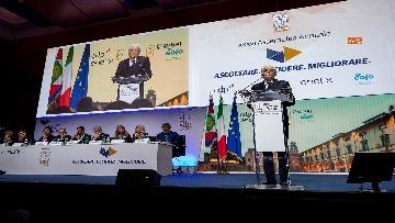 6 - Mattarella all'Assemblea Anci ad Arezzo