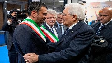 4 - Mattarella all'Assemblea Anci ad Arezzo
