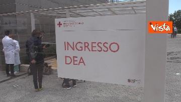 2 - Zingaretti, Raggi e Sileri inaugurano pronto soccorso Campus Biomedico, le foto