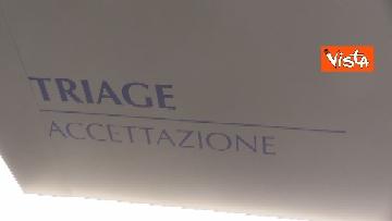3 - Zingaretti, Raggi e Sileri inaugurano pronto soccorso Campus Biomedico, le foto