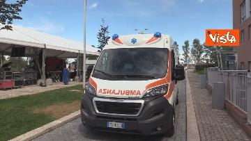 7 - Zingaretti, Raggi e Sileri inaugurano pronto soccorso Campus Biomedico, le foto
