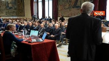 4 - Mattarella alla presentazione del rapporto dell'autorità garante dei diritti dei detenuti