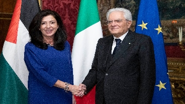 6 - Mattarella incontra i nuovi ambasciatori per la consegna delle lettere di credenziali
