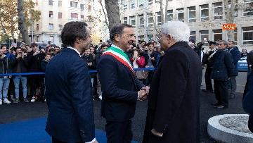 6 - Mattarella all'inaugurazione del nuovo Campus Bocconi