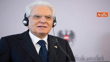 6 - Mattarella in visita di Stato in Austria
