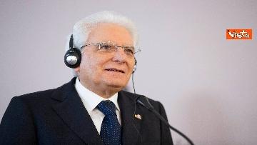 5 - Mattarella in visita di Stato in Austria