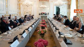 7 - Mattarella in visita di Stato in Austria