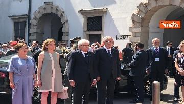 10 - Il Presidente della Repubblica Mattarella alla Hofburg di Vienna