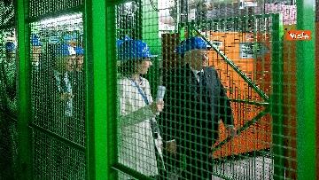 2 - Il Presidente della Repubblica Sergio Mattarella al Cern di Ginevra