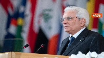 8 - Mattarella alla Sessione di Alto livello della Conferenza internazionale del lavoro