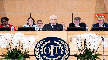 3 - Mattarella alla Sessione di Alto livello della Conferenza internazionale del lavoro