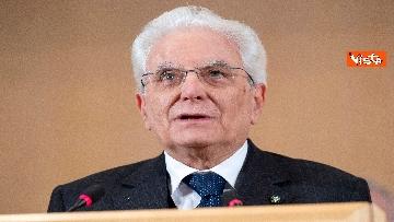 2 - Mattarella alla Sessione di Alto livello della Conferenza internazionale del lavoro