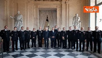 4 - Mattarella visita la mostra 'L'arte di salvere l'arte'