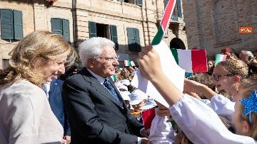 3 - Mattarella a Recanati per il bicentenario di Leopardi