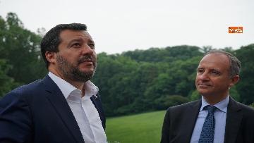 4 - Salvini a villa Firenze