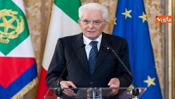 3 - Mattarella incontra al Quirinale i Presidenti di Regione