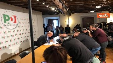 6 - La conferenza stampa del segretario PD Nicola Zingaretti dopo le elezioni europee
